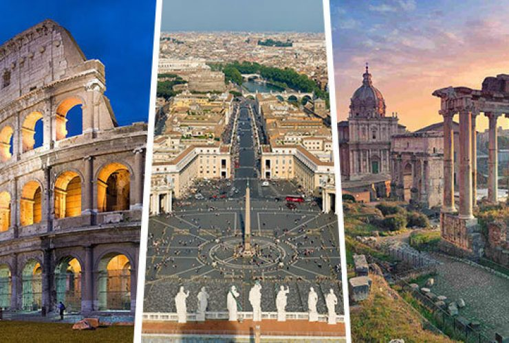 Top 7 Things to Never Forget on Rome Day-Trip