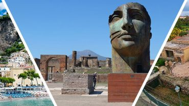 What Experts are saying About Amalfi & Pompeii Travel?